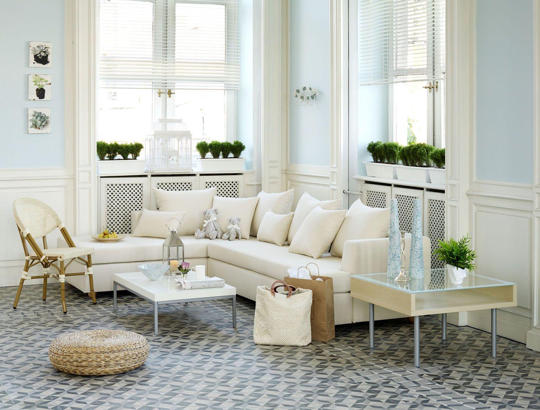 Espacio para las plantas en casa