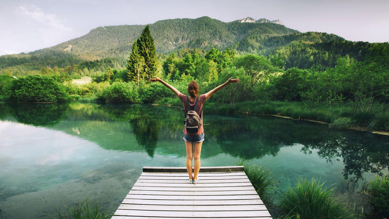 Beneficios emocionales de respirar aire puro - Hogarmania