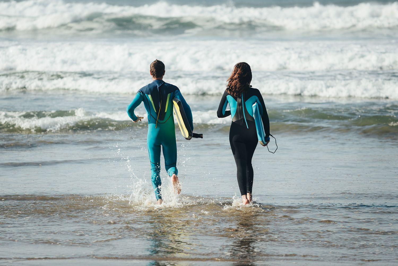 Neopreno de surf