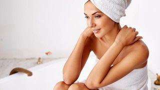 Cómo aplicar el autobronceador - Piel seca y limpia