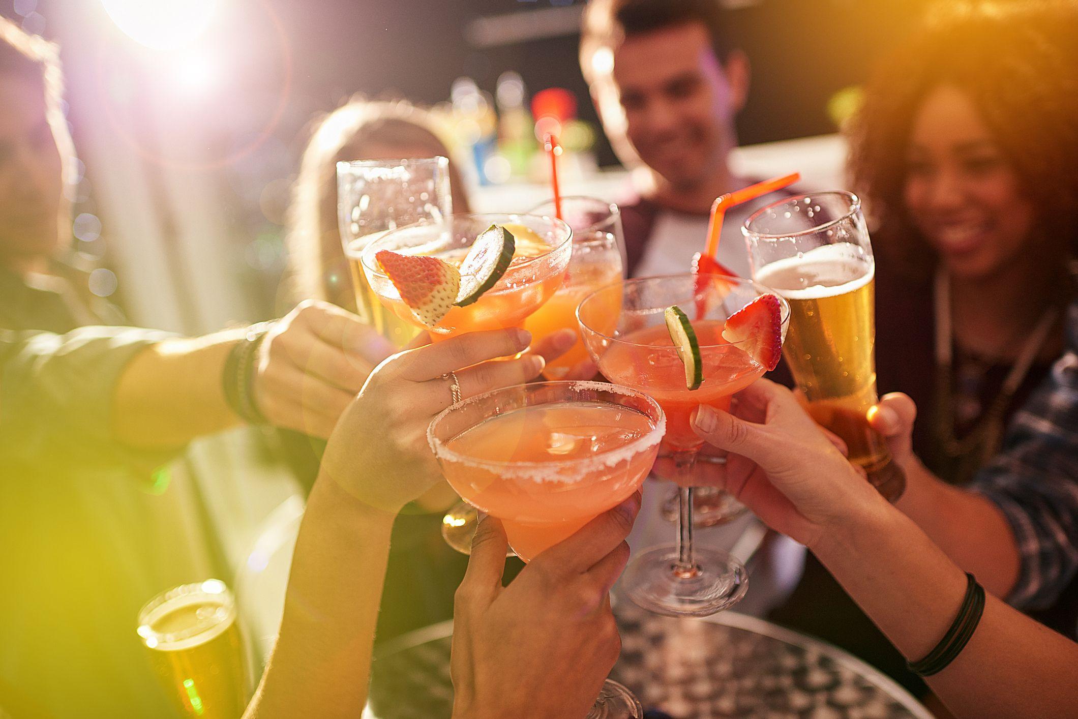 alcohol sistema nervioso
