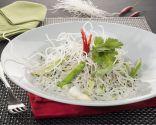Superfoods: Vermicelli de soja en salsa de coco