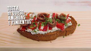 recetas de pinchos de anchoas en salazón