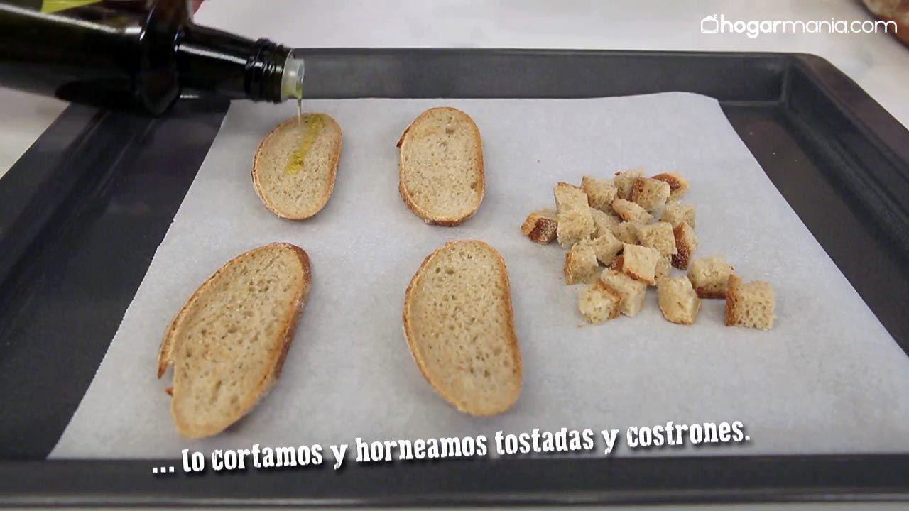 Truco de cocina: Qué hacer con el pan si se queda blando o duro