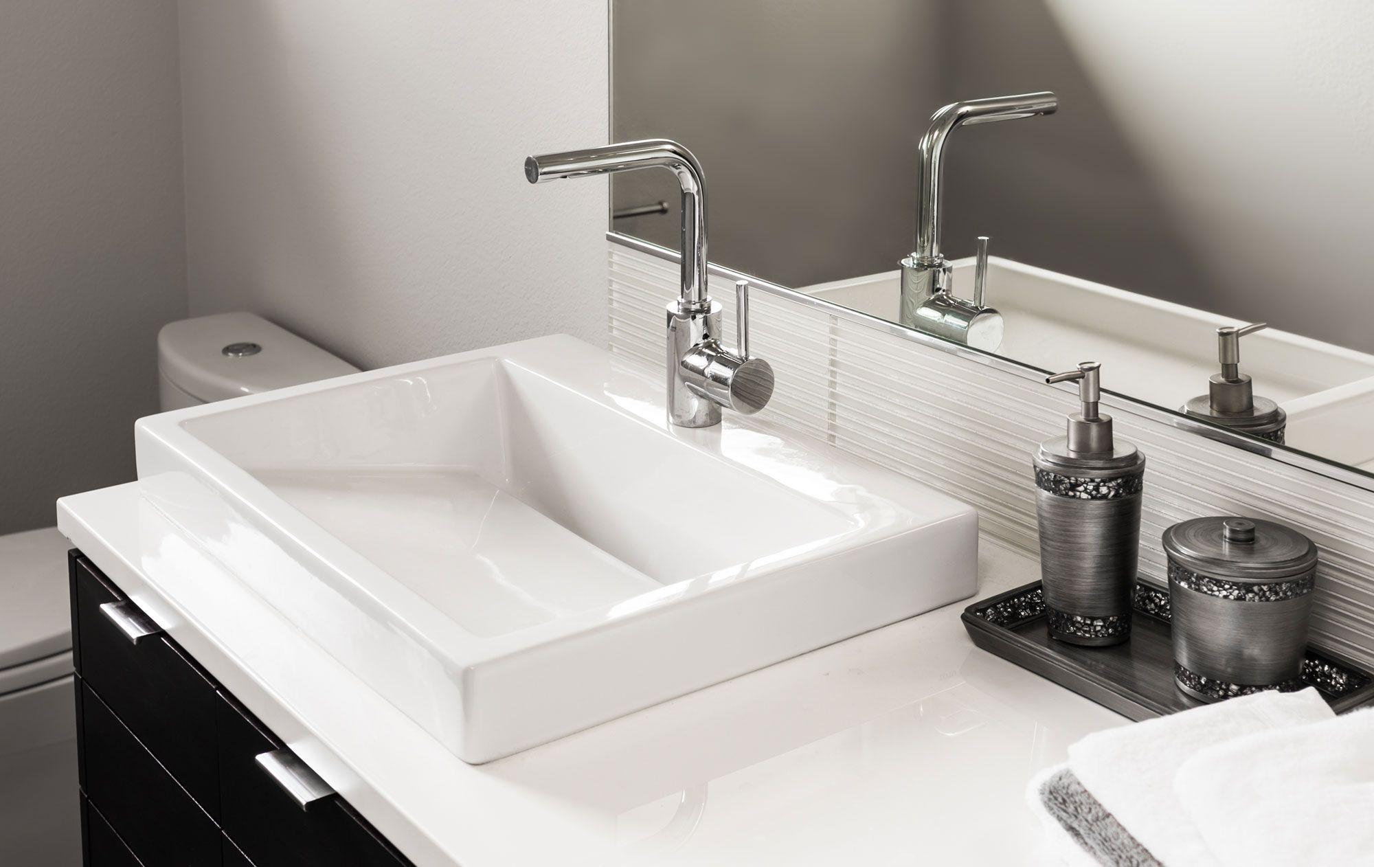 Decoración de baños modernos - Hogarmania