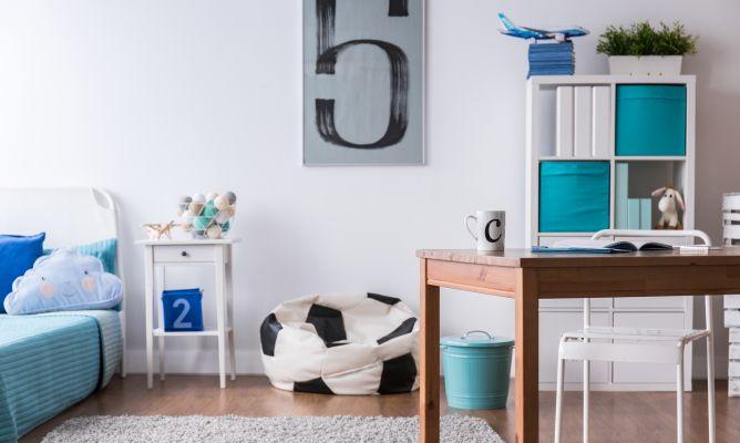 Consejos para decorar habitación infantil - Hogarmania