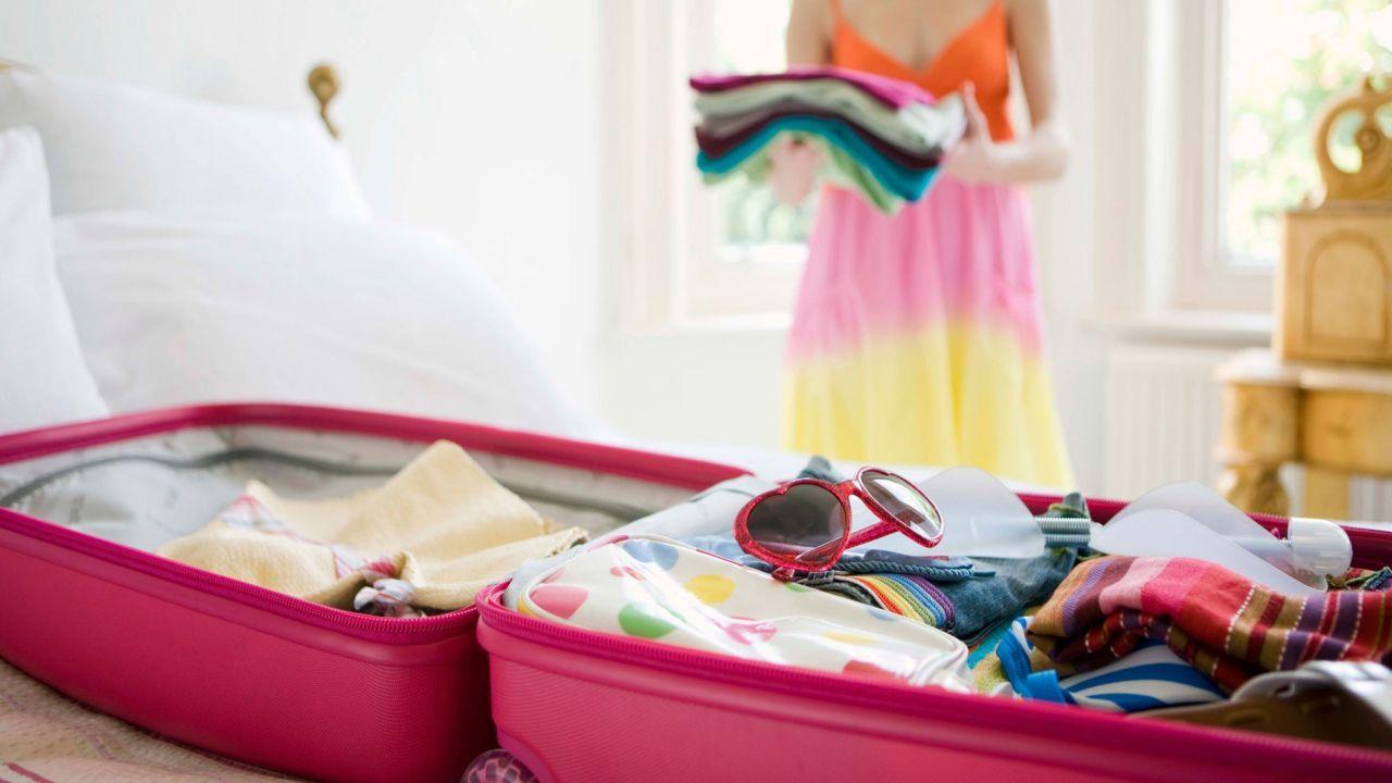 Colocar la ropa