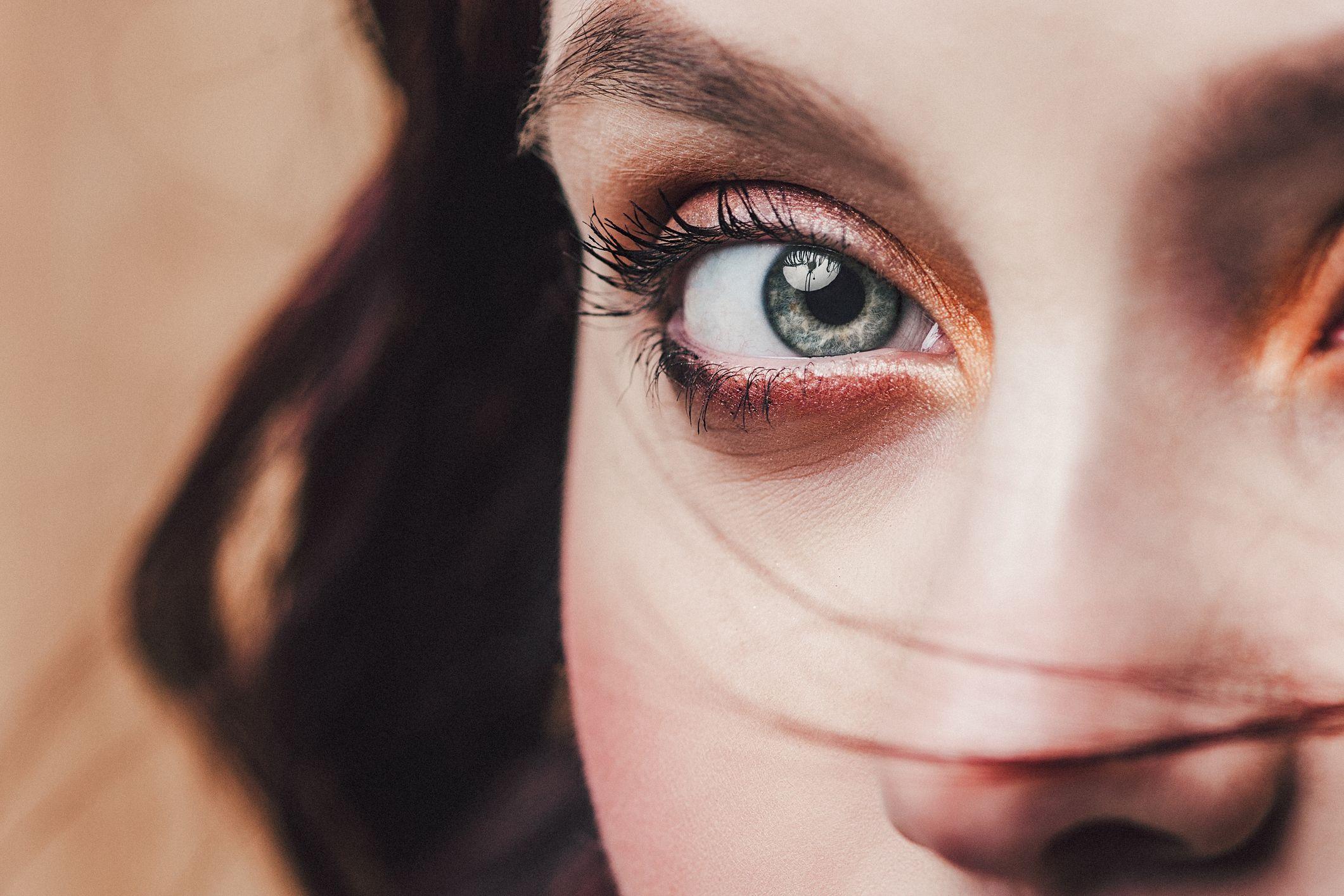 Qu color de maquillaje elegir seg n tus ojos hogarmania - Para ver fotos ...