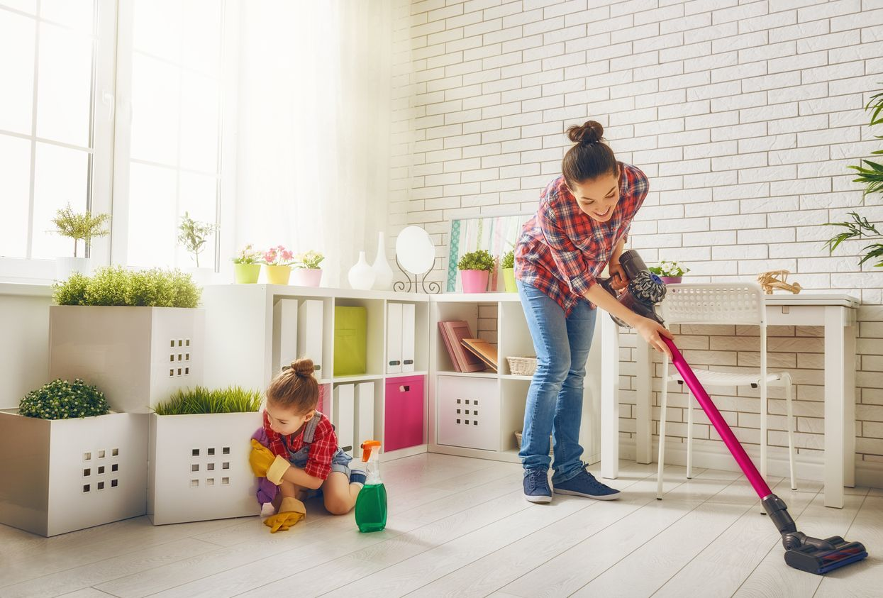 Cómo organizar las tareas de la casa con la vuelta al cole