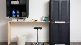 Organiza tu taller o trastero con los nuevos armarios MAGIX - Detalle