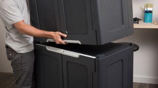 Organiza tu taller o trastero con los nuevos armarios MAGIX - Armario doble