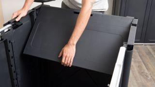 Organiza tu taller o trastero con los nuevos armarios MAGIX - Montaje