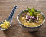 Macrobiótica: Sopa refrescante de piña