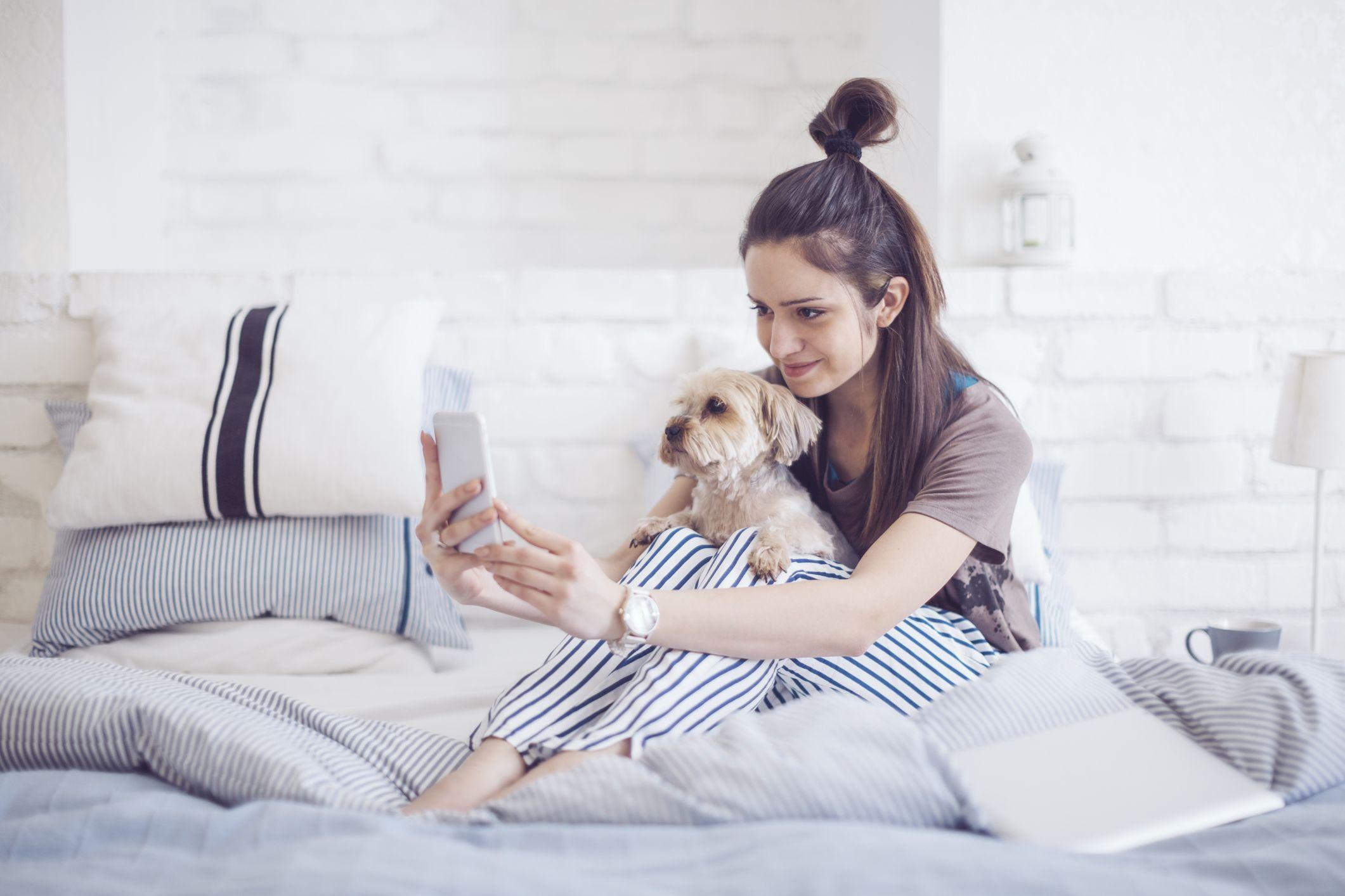 Redes sociales de mascotas