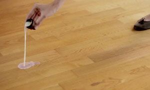 Cómo recuperar el brillo original de tu suelo de madera o parquet - Paso 1