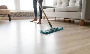 Cómo recuperar el brillo original de tu suelo de madera o parquet - Paso 3