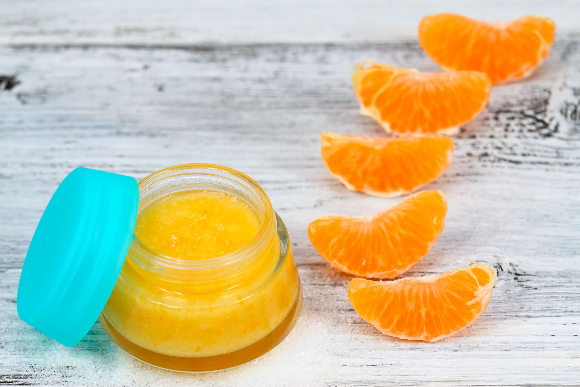 labial mandarina