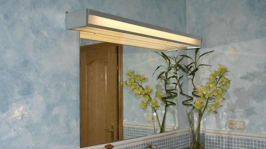 Lámpara de baño - Bricomanía