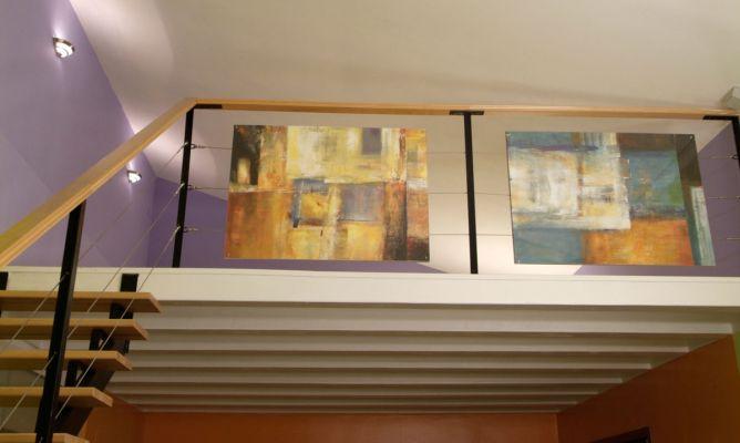 C mo hacer unos paneles decorativos bricoman a Tableros decorativos