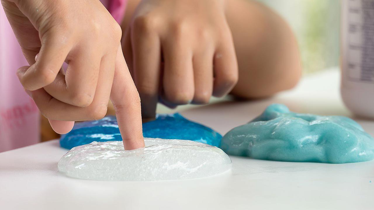 Cómo hacer slime casero