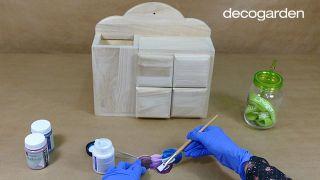 Cómo hacer una transferencia en madera - Paso 1