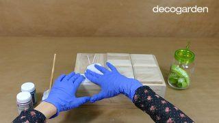 Cómo hacer una transferencia en madera - Paso 2