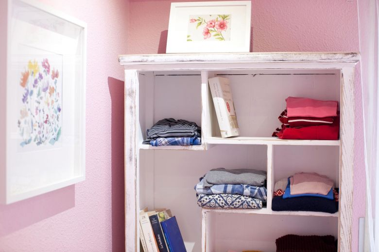 Consejos para evitar el desorden en el dormitorio - Armario
