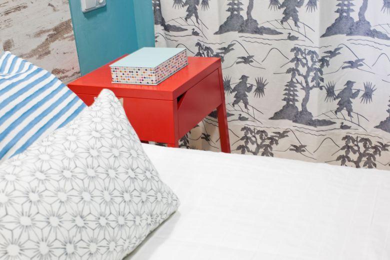 Consejos para evitar el desorden en el dormitorio - Mesilla de noche