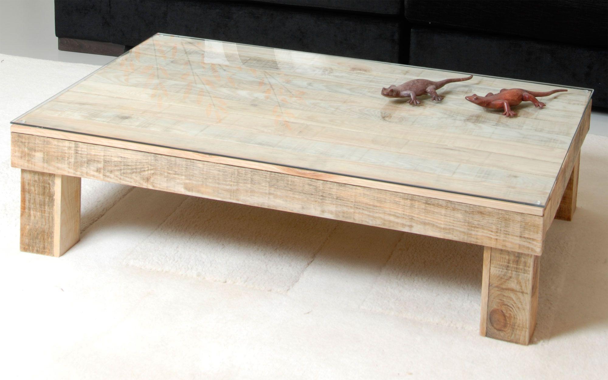Cómo hacer una mesa de centro con un palé
