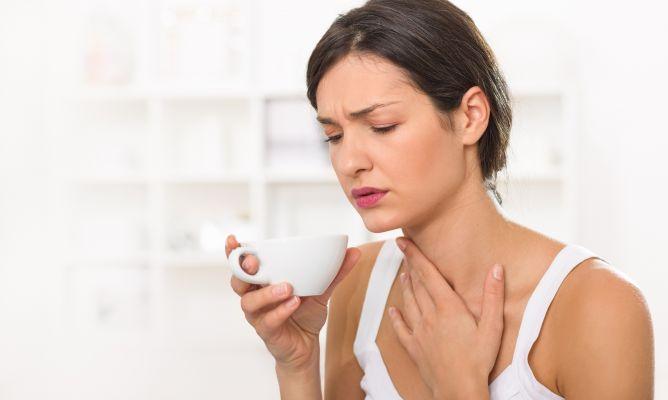como aliviar la irritacion de garganta en ninos