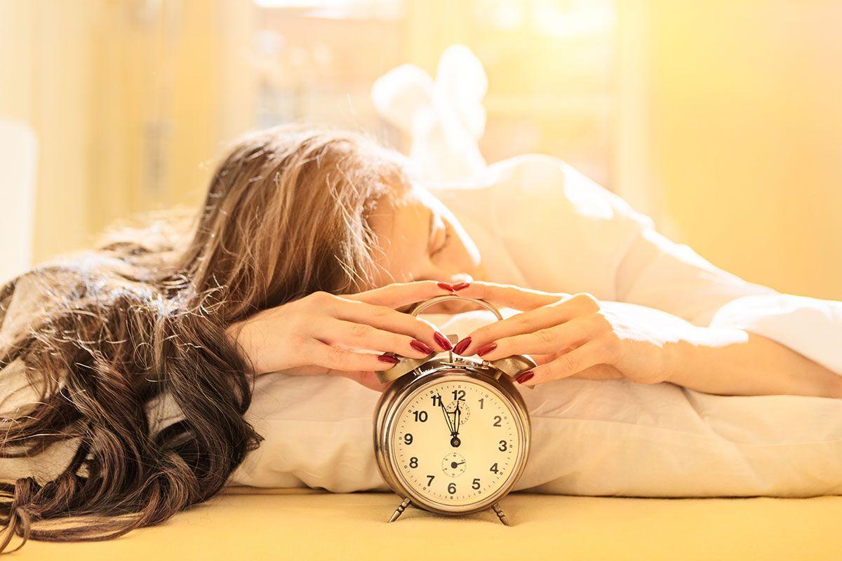 estrés postvacacional - dormir