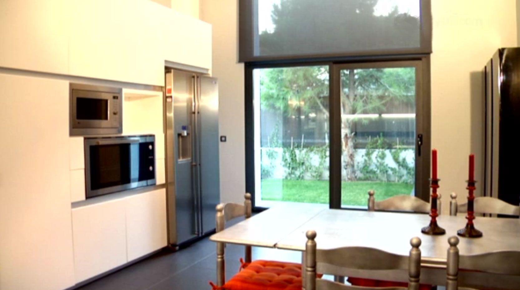Casa moderna y de líneas sencillas