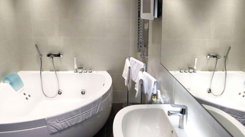 Jacuzzis spa para el baño - Hogarmania