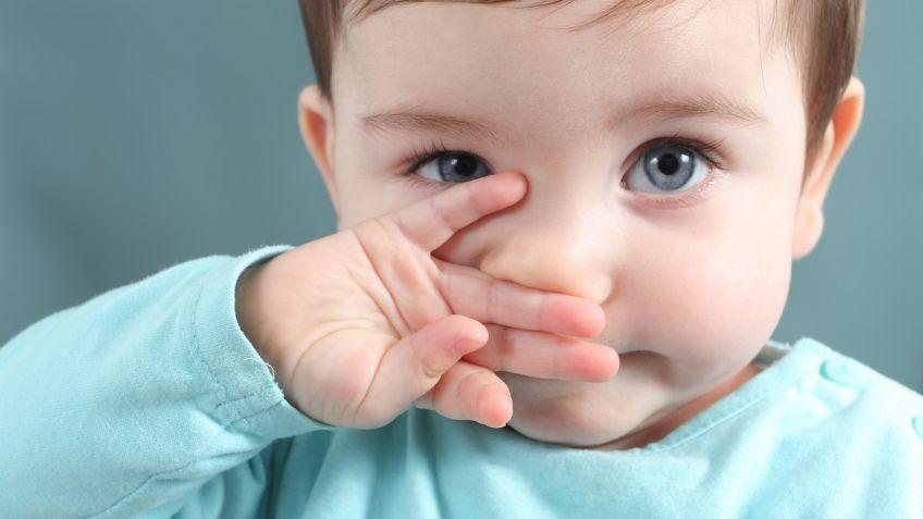 Mocos En Ninos Y Bebes Hogarmania