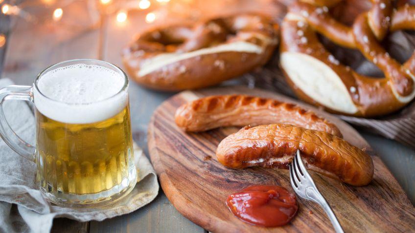Oktoberfest, recetas para celebrar la fiesta alemana en casa