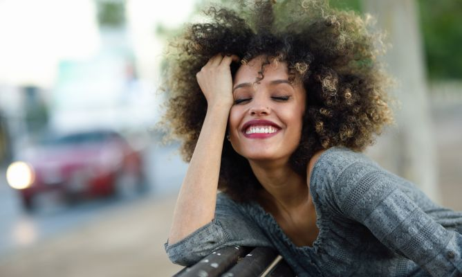 Cómo Llevar El Pelo Afro Con Mucho Estilo Hogarmania