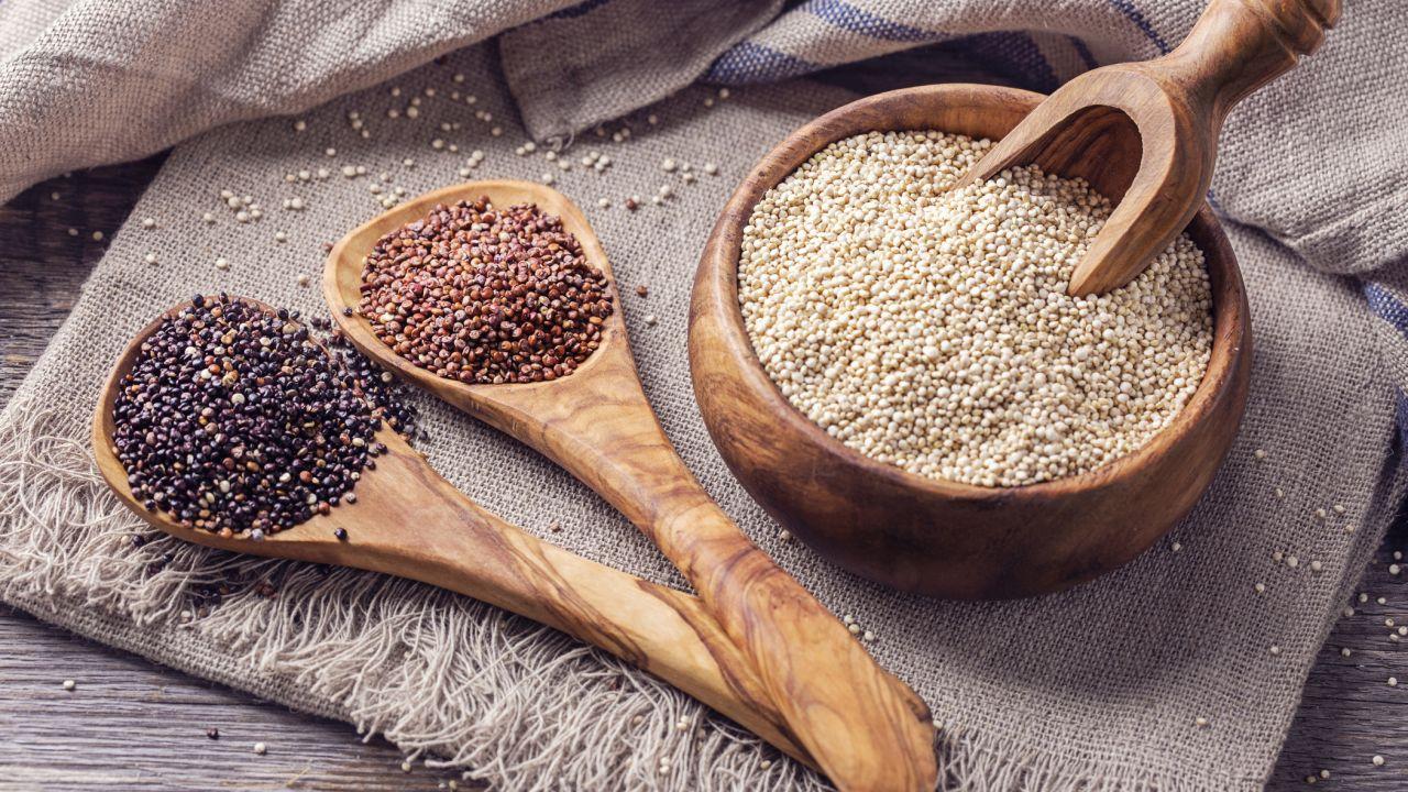 Quinoa o quinua, un alimento muy completo - Hogarmania