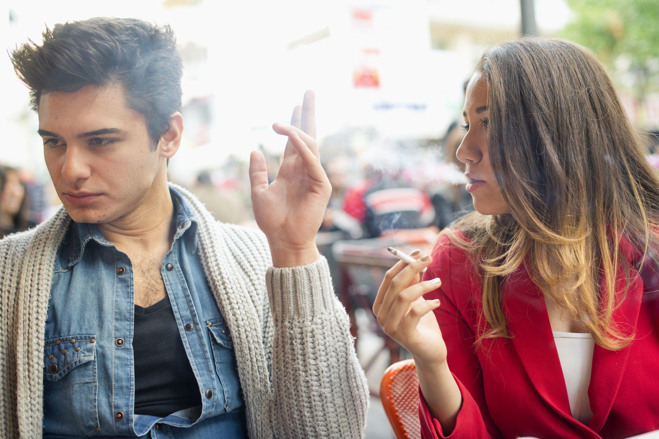 rechazar tabaco