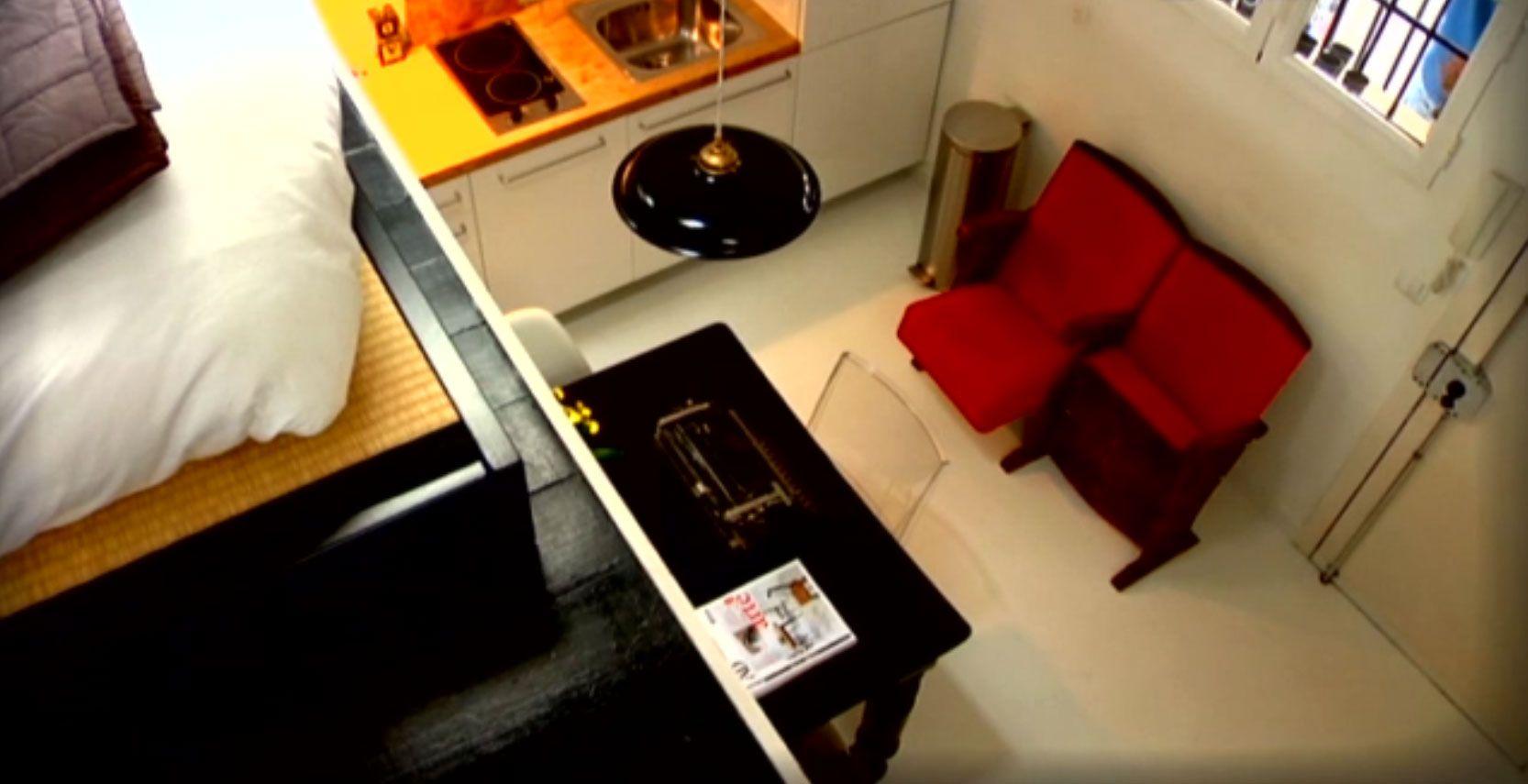 Decorar apartamento de 35 metros cuadrados hogarmania for Decoracion casa 35 metros cuadrados