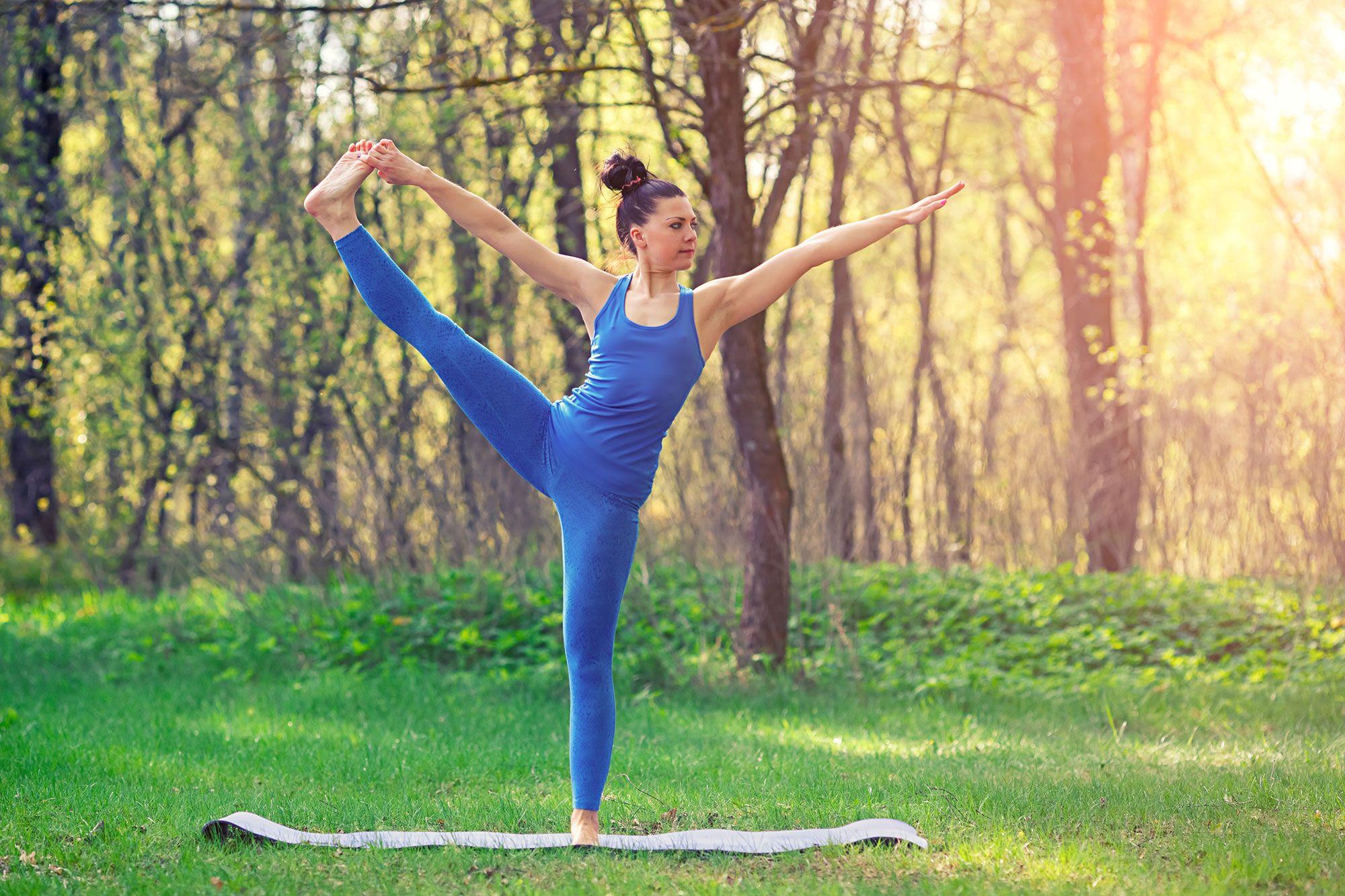 yoga otoño
