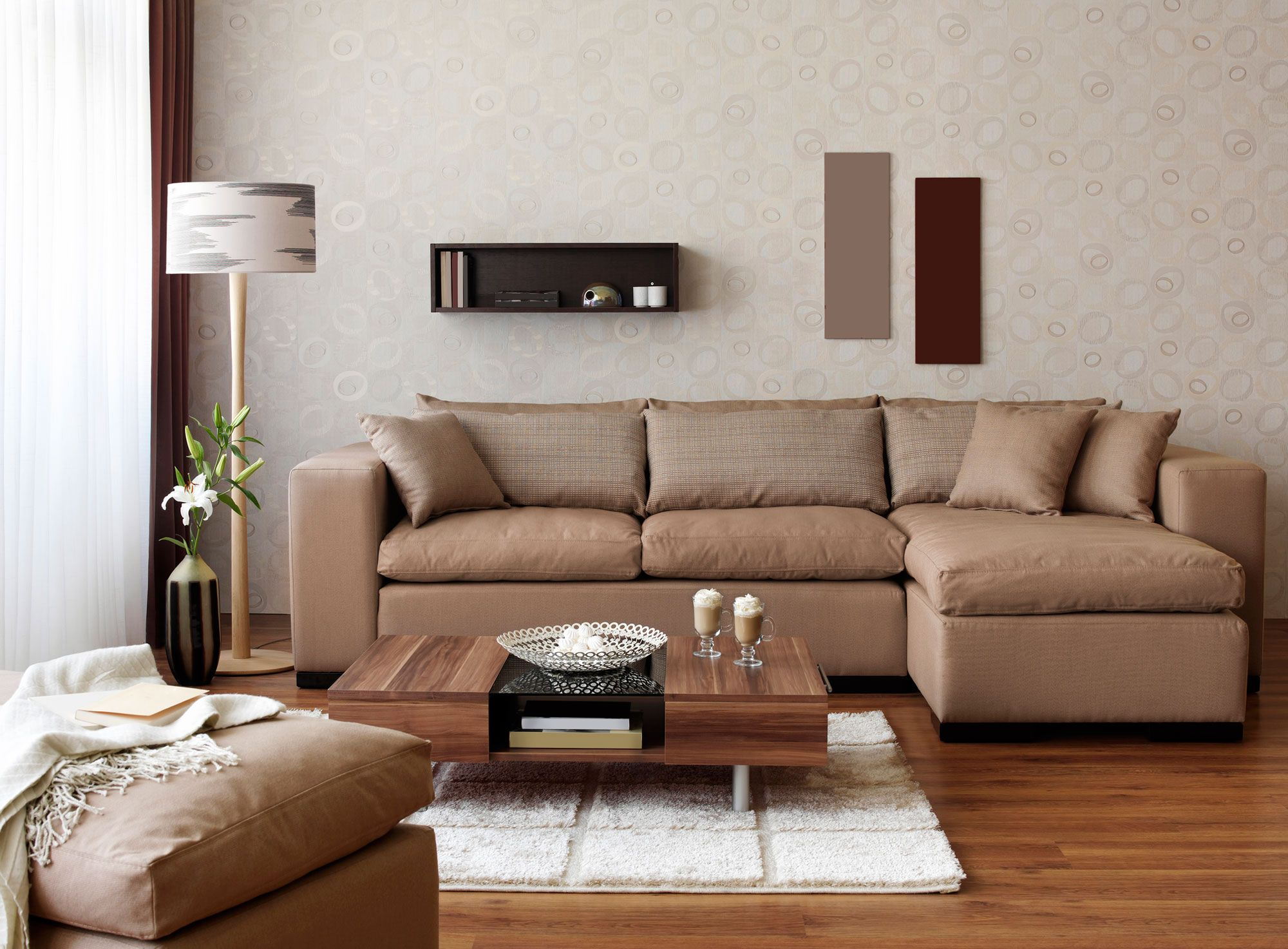 Tipos de sof s hogarmania for Sillones tipo ele