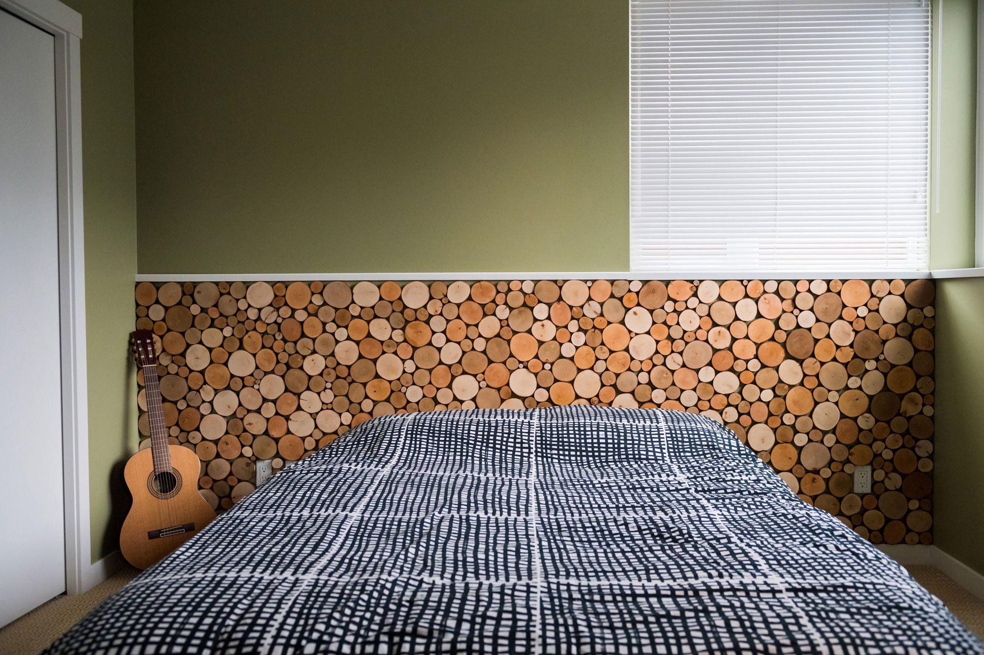 Troncos de madera para decorar el hogar hogarmania for Adornos para hogar
