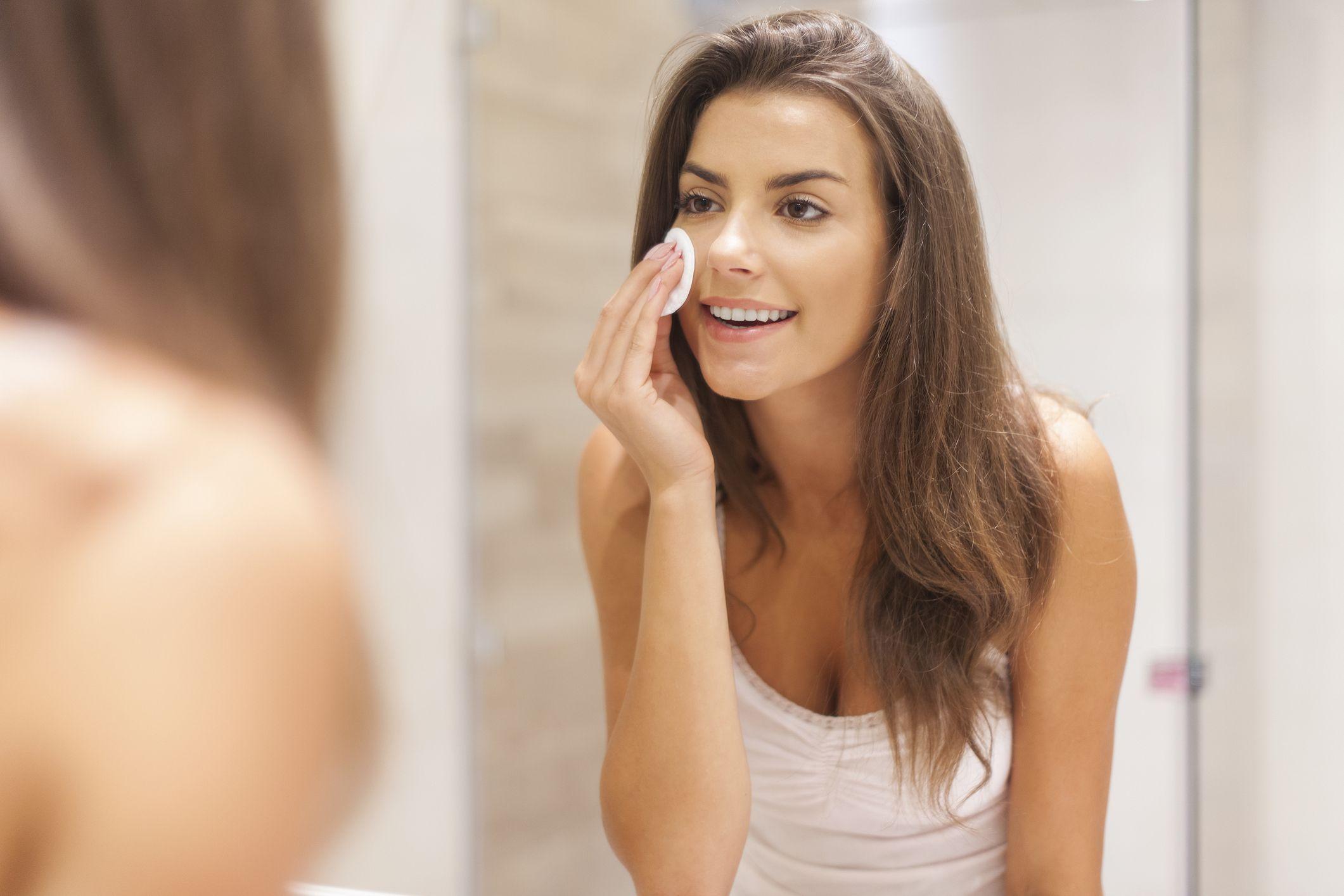 Reducir acné