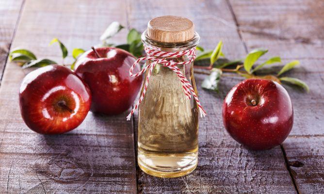 6 usos beauty y de salud del vinagre de manzana