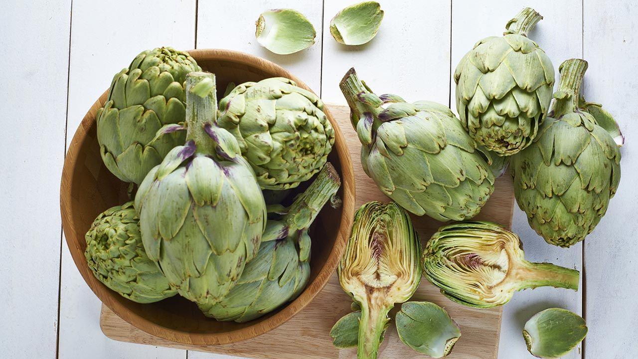5 propiedades saludables de la alcachofa - Hogarmania