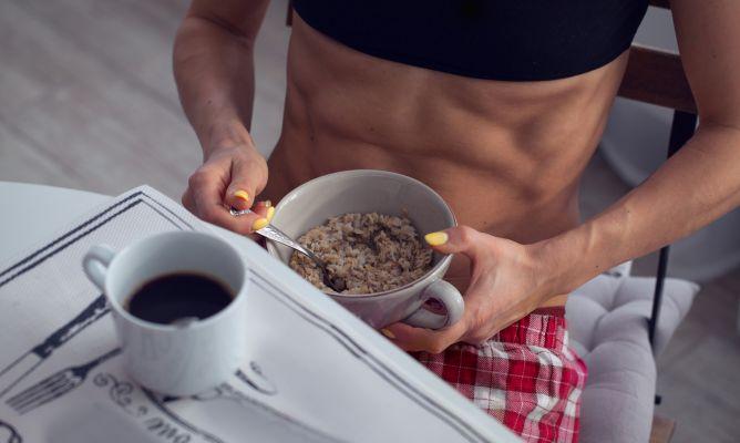 Dieta para fortalecer os musculos