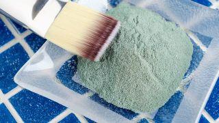 Cómo hacer la mascarilla de arcilla verde
