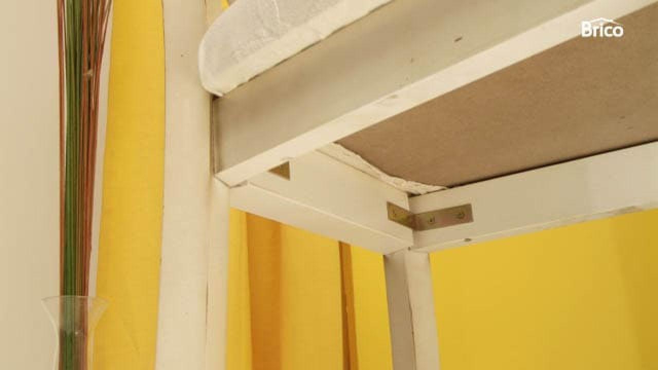 como reforzar base de una silla plegable