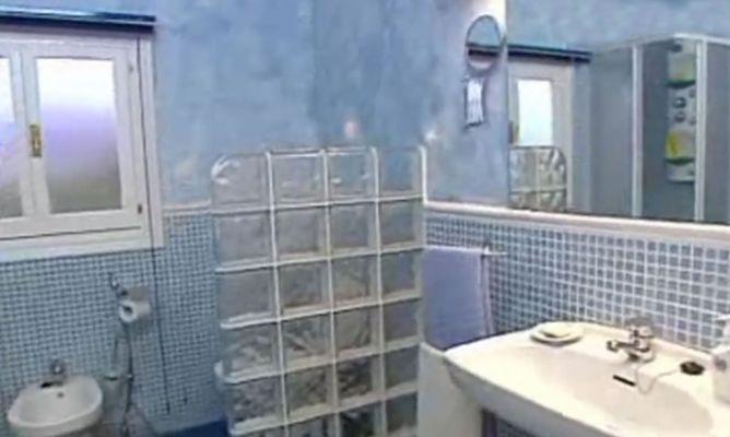 Muro de pavés para el baño - Bricomanía