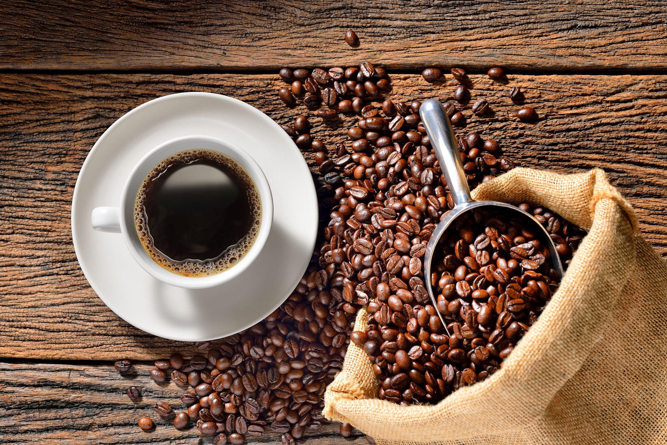 cafeína, rica en hierro